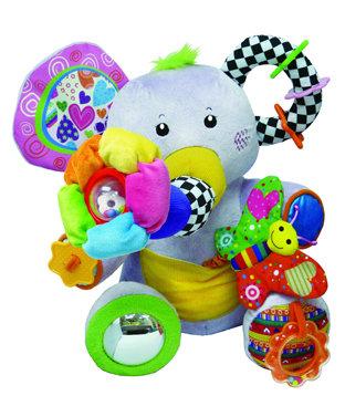 Busy XL Elephant