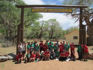 What a great trip with East Middle School!