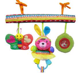 Happy Bunny Toy Bar