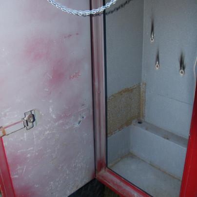Compartment Before Refurb