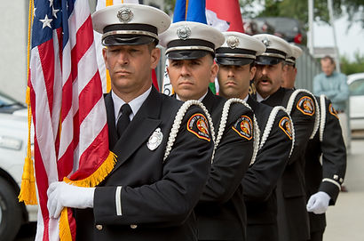 class_a_uniform_honor_guard_Fire