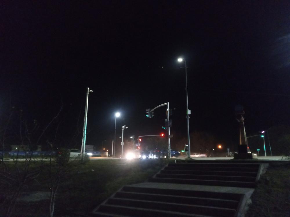 Светофорные опоры