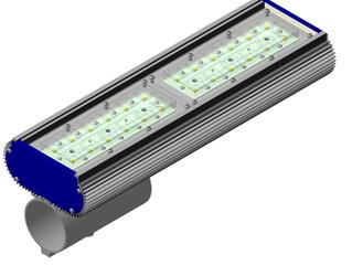 Светодиодный светильник SLP ( История появления)