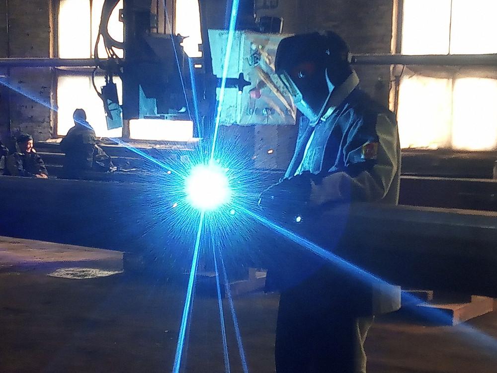 Производство металлических опор