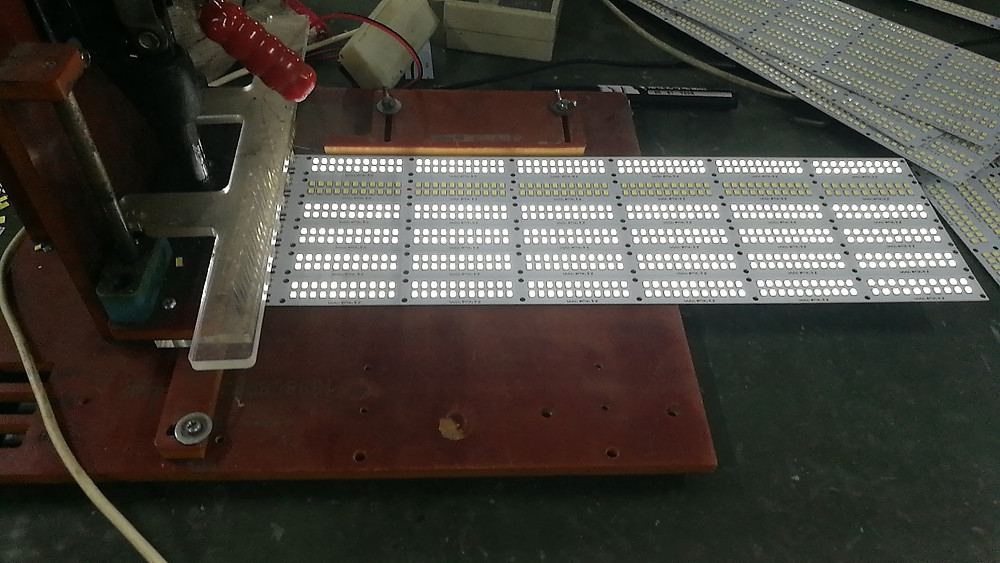 проверка светодиодных модулей