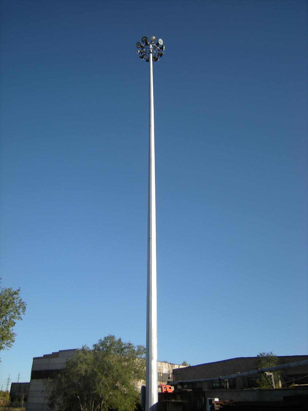 Прожекторная мачта ВМО-25
