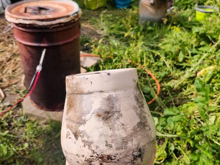 Crazing & Crackling & Raku - Food Safety and Handmade Pottery
