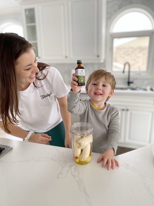 Toddler food guide