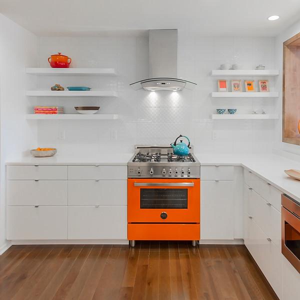 Edina Contemporary Kitchen