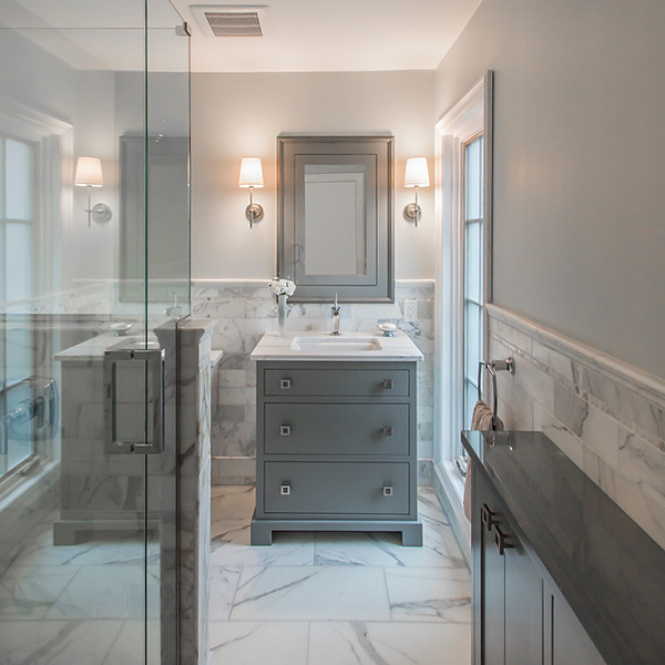Tangletown Master Bathroom
