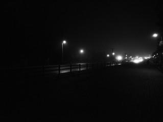 Et pour commencer ce blog, une histoire de nuit, de pluie et de brouillard...