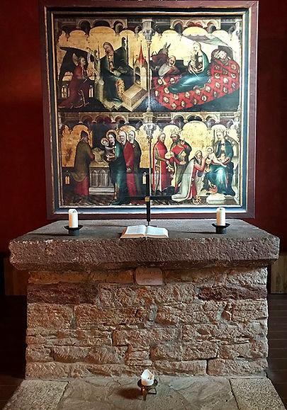 Altar St. Aegidien