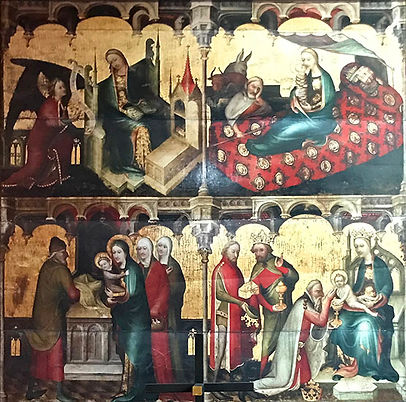 Altar-Tafeln St. Aegidien