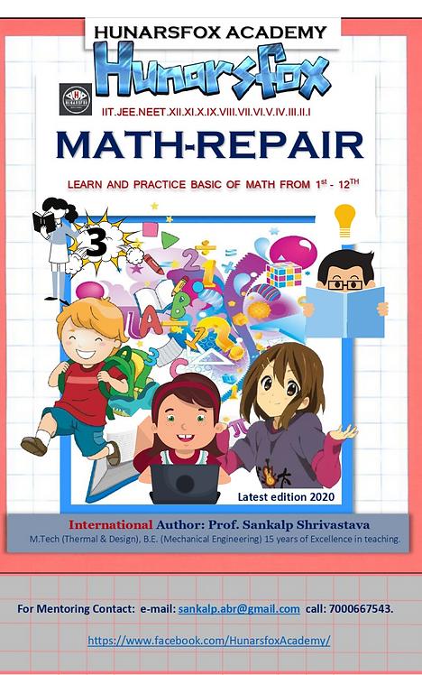 Math Repair
