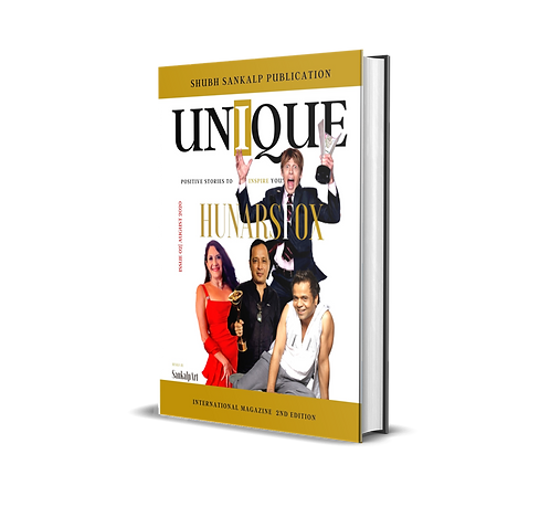 2nd Edition of Unique
