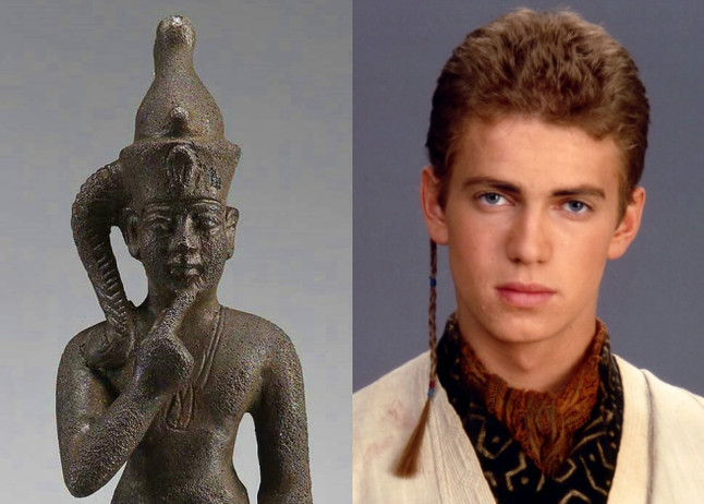 The Afro-Asian Roots of Star Wars