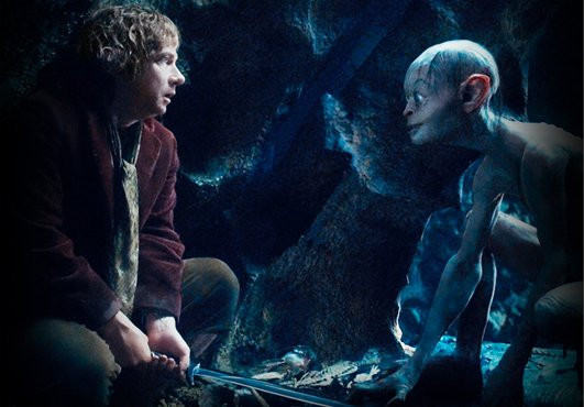 "The ""Unknown"" Hobbit: An Unexpected Allegory"