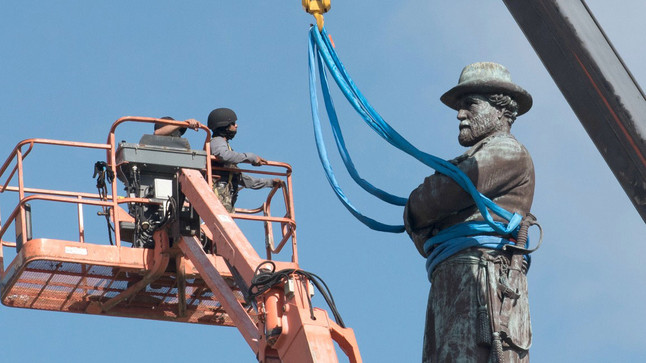 The Astrological Shift: The Real Reason Statues Are Coming Down