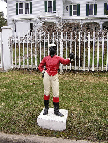 The Anomaly of the Black Lawn Jockey: Racist Symbol or Noble Past?