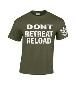 FINAL DONT RETREAT SHIRT