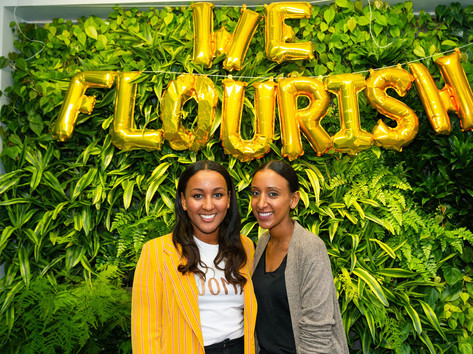 We Flourish Launch Event