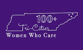 100+ Tri-CIties Women Who Care Logo