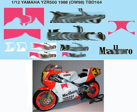 1/12 YAMAHA YZR500 1988 (OW98) FOR HASEGAWA TBD164