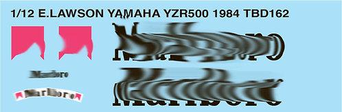 1/12 EDDIE LAWSON YAMAHA YZR500 1984 TBD162