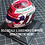 Thumbnail: 1/5 Decals Mission Winnow Charles Leclerc 2020 Helmet Casco F1 Decal TBD549