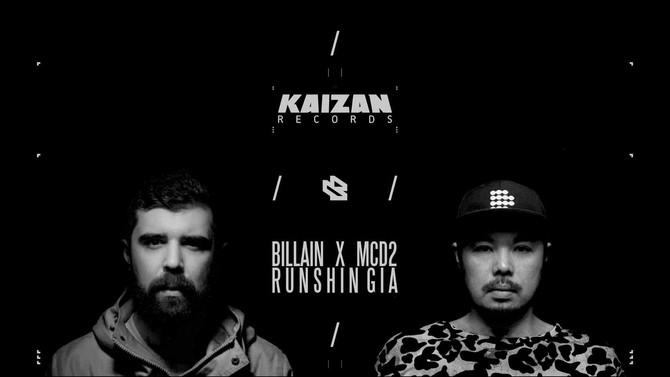 BILLAIN x MC D2 - RUNSHIN GIA