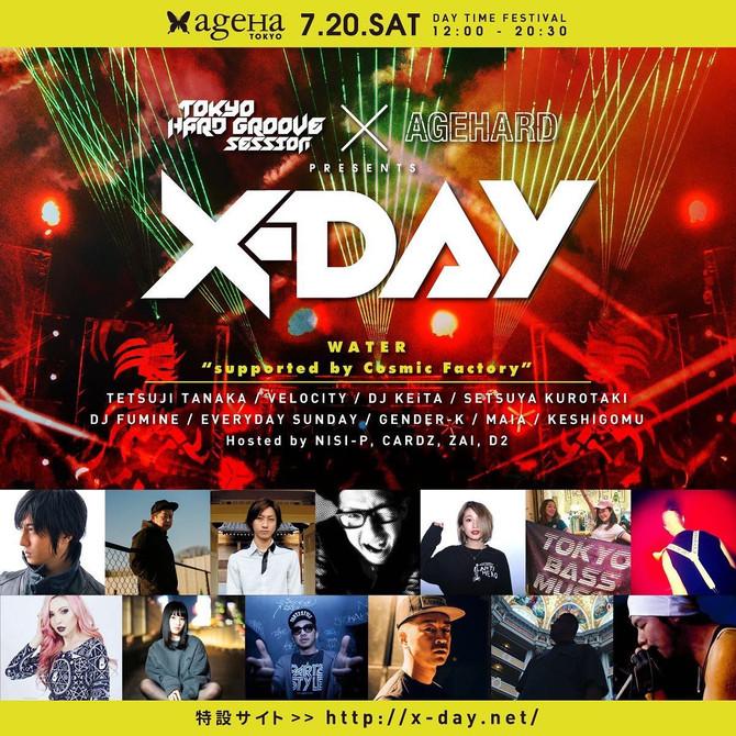 X-DAY