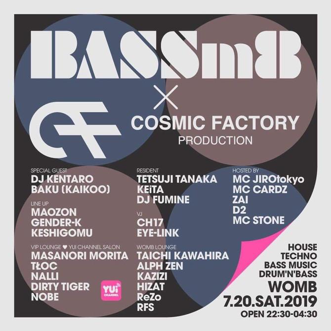 BASSm8