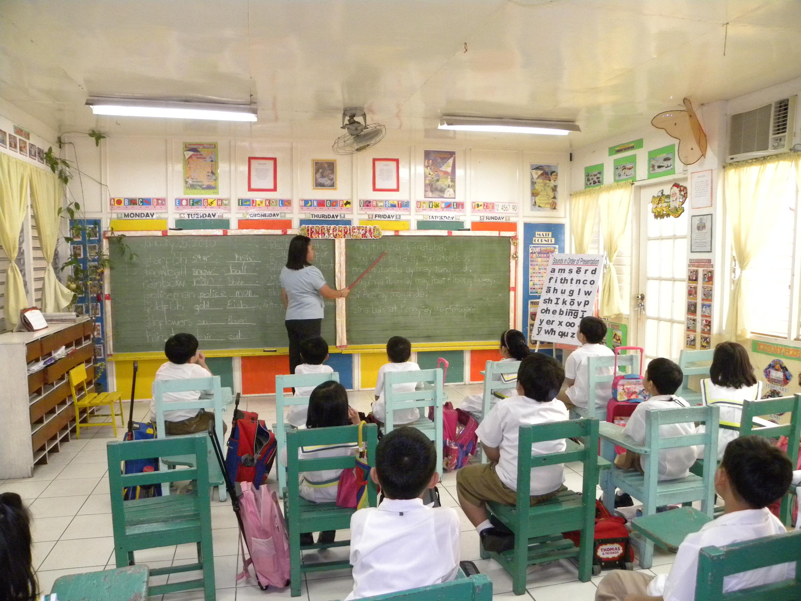 PRE-SCHOOL 1