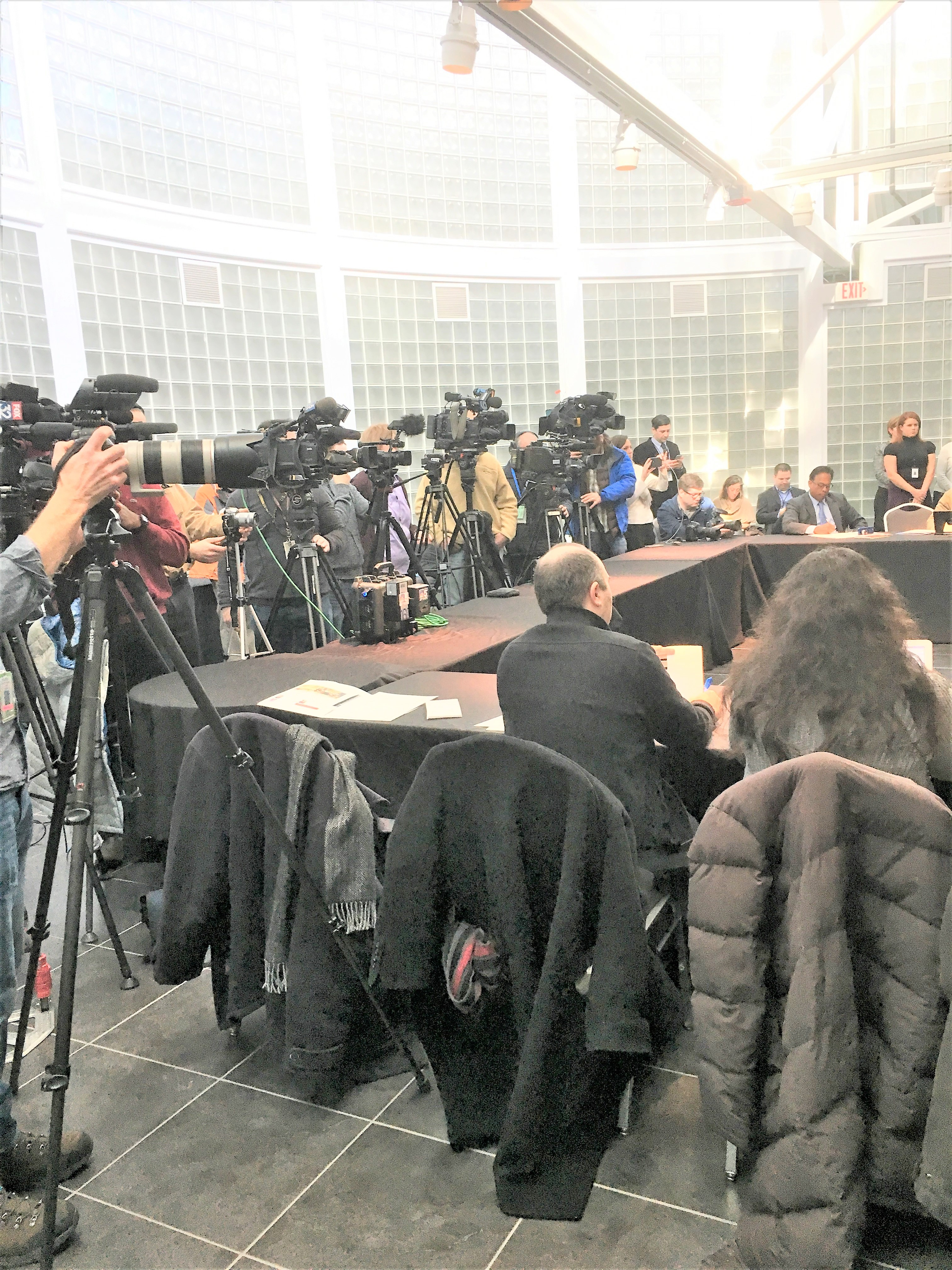 IHM Press Conference