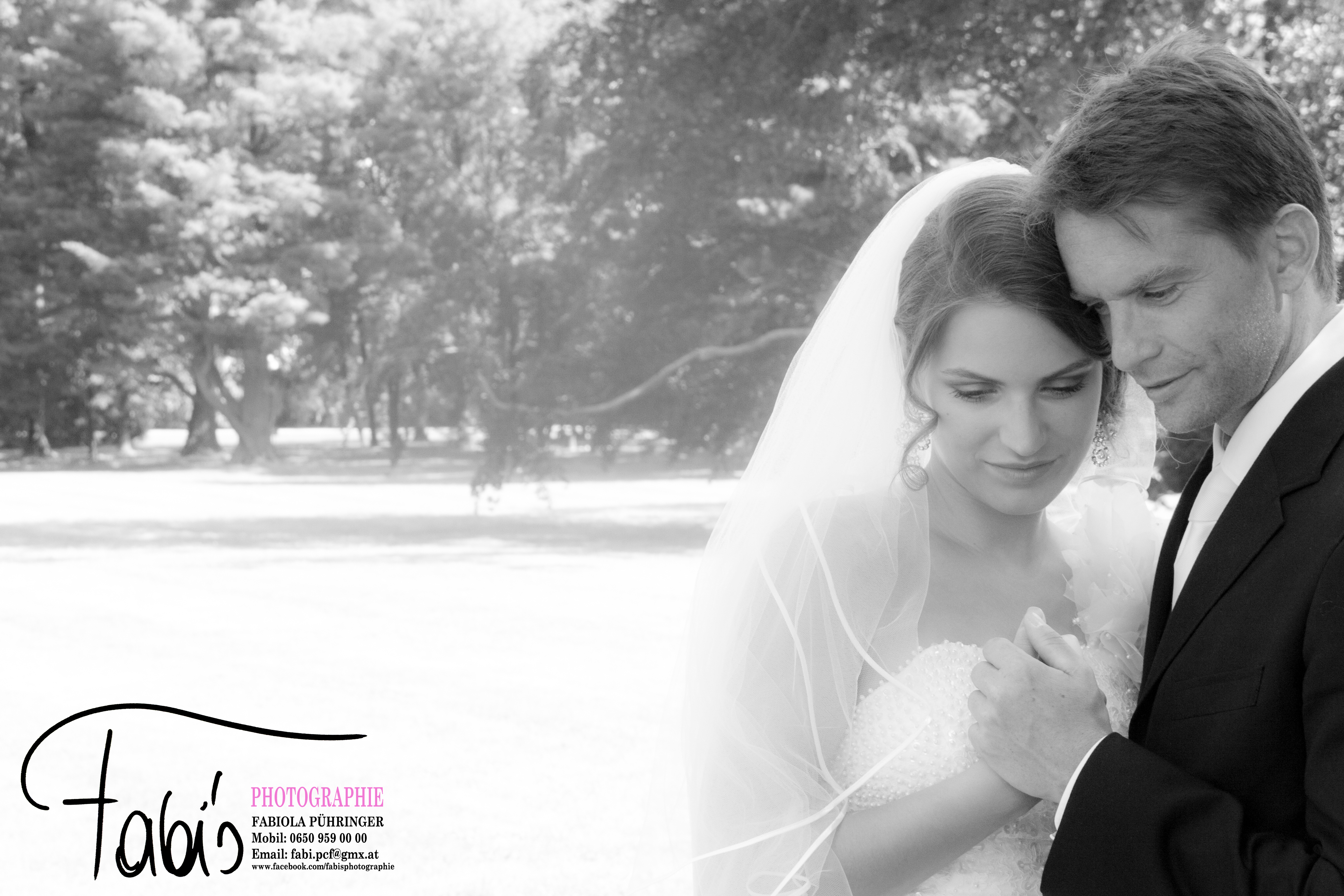 Hochzeitfoto Fabiola Pühringer