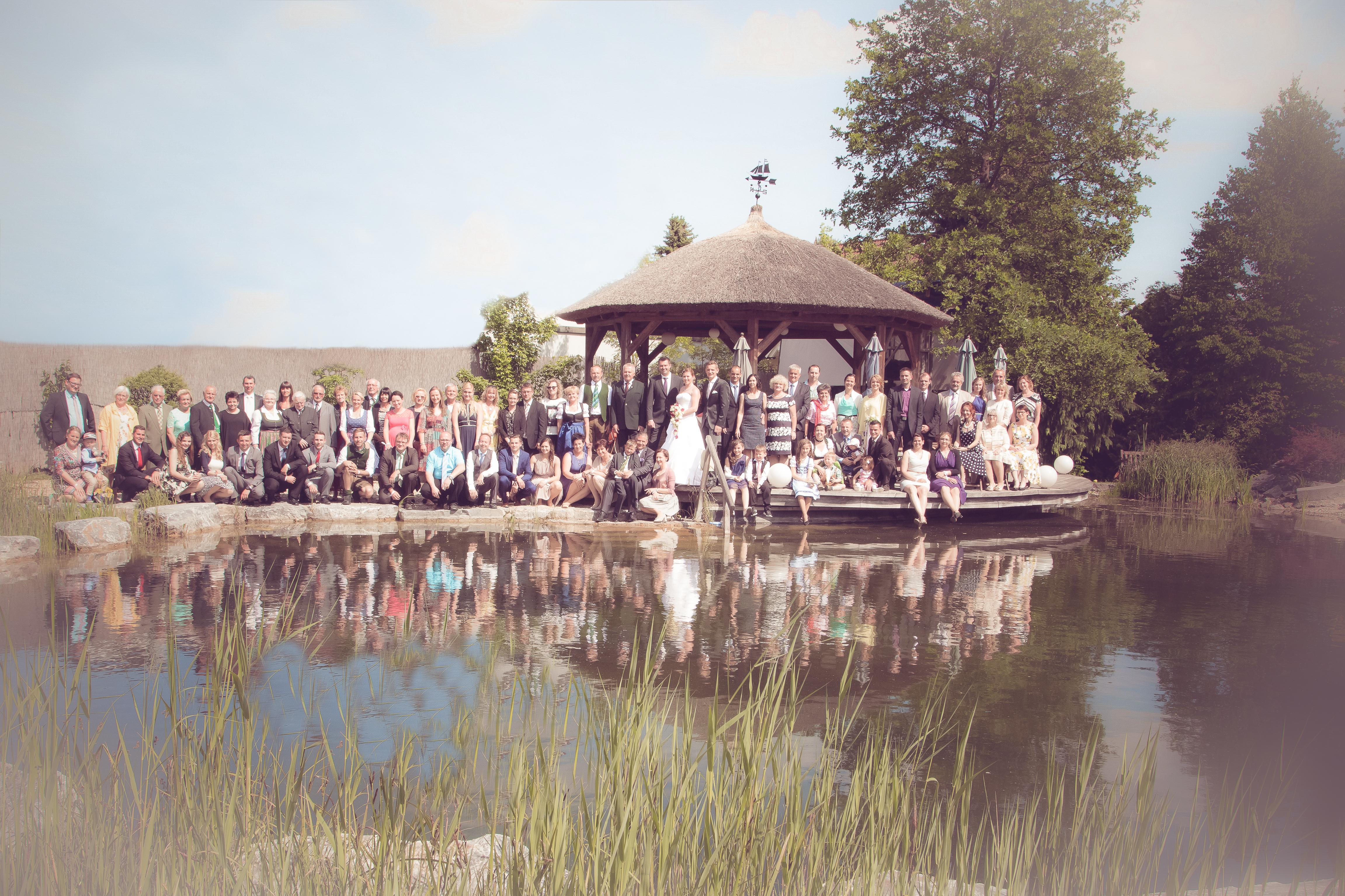Hochzeitsfoto Gleisdorf Eggersdorf