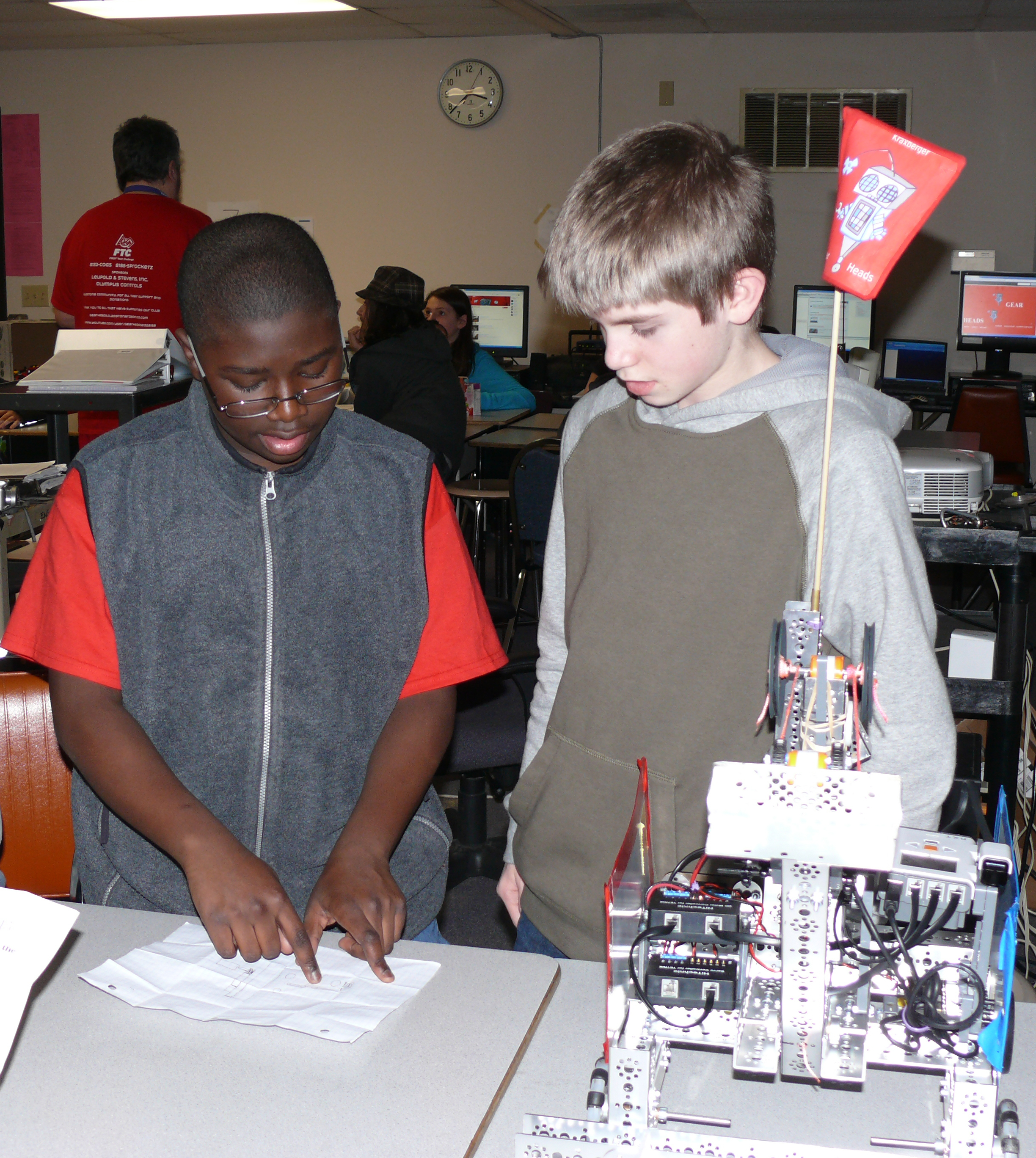 Kraxberger Robotics Club