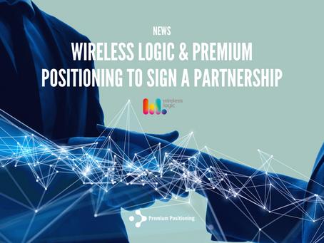 Wireless Logic Benelux and Premium Positioning.