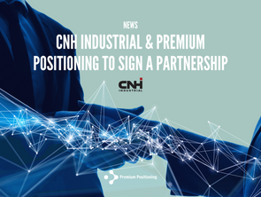 Premium Positioning announces multi-year partnership with CNH Industrial.