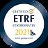 Certified ETRF coordinates - RTK - CNH i
