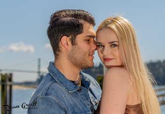 Heather & Isaiah