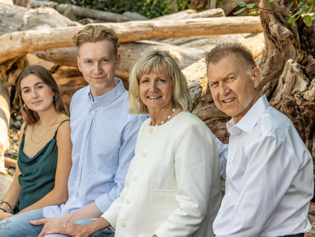 Recent Family shoot with the Grant's