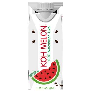 KOH 100% Watermelon juice in 330ml Tetra Pak