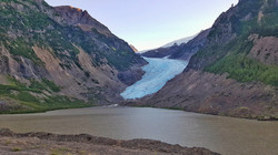 Salmon Glacier, Summer 2018