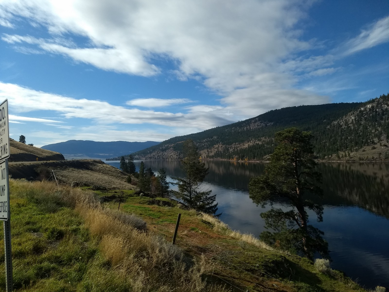 Nicola Valley, Fall 2019