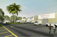 Warehouses and Offices in Pemba and Palma Mozambique