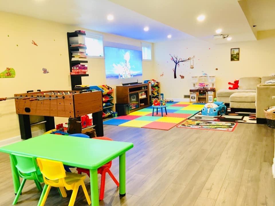 Daycare area