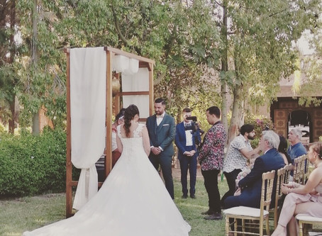 Un mariage pas comme les autres...
