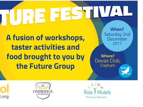 Register for the Future Festival