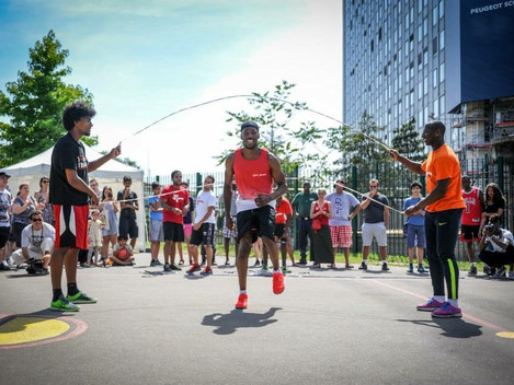 Taster workshop - Double Dutch by Jump LDN